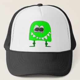 Big Green Head trucker hat