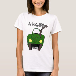 Big Green Tractor T-Shirt