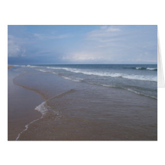 Big Greeting Card - Cape Lookout National Seashore