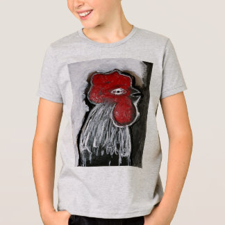 BIG GREY ROOSTER T-Shirt