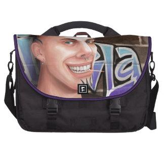 Big Grin Laptop Commuter Bag
