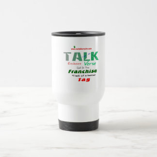 big gulp - franchise travel mug