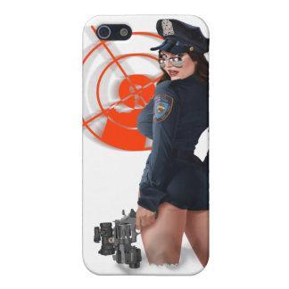 Big Gun IPhone Case iPhone 5 Cover