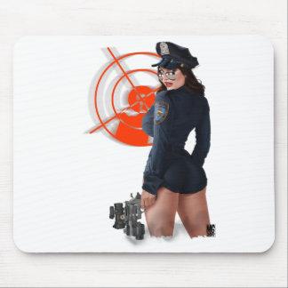 Big Gun Mouse Pad