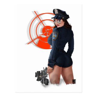 Big Gun Postcard