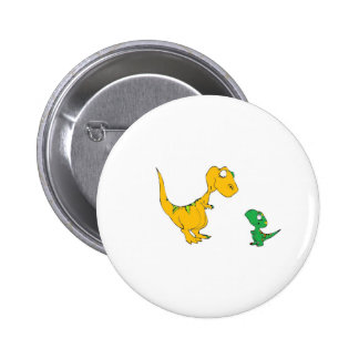Big Guy & Lil Guy Pinback Button