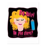 Big Hair Dare! Post Cards