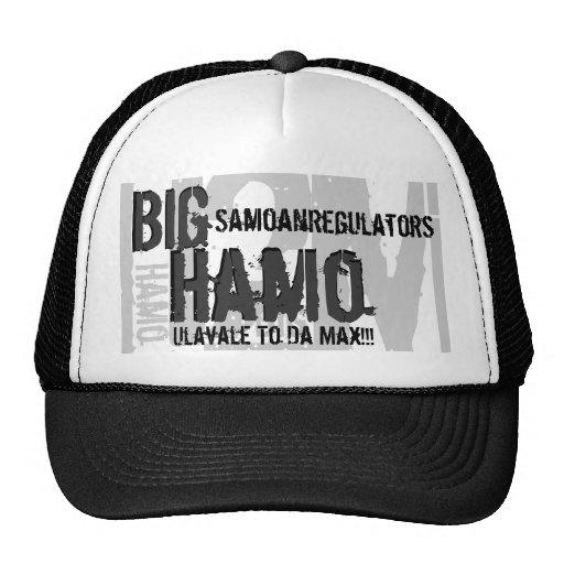 Big Hamo Samoan Regulators Hat