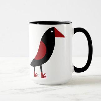 Big Happy Bird Mug