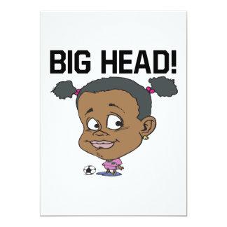 Big Head Card