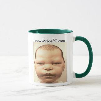 Big Head Coffee Cup