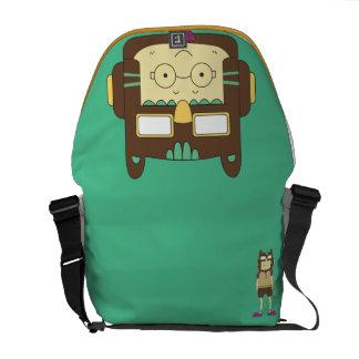Big Head - Messenger Bag
