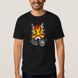 Big Head Paco from Mexican Wrestling Squirrels Shirt