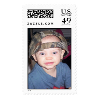 Big Head Postage Stamps