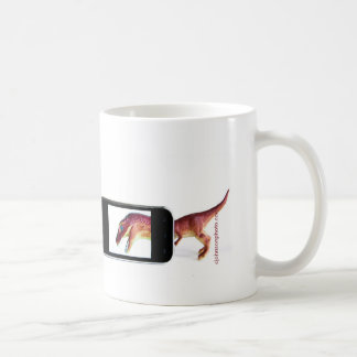Big Head T-Rex   Mug Designs