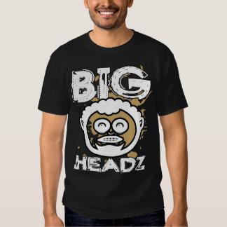 BIG HEADZ 01 T SHIRT