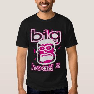 BIG HEADZ 2 TEE SHIRT