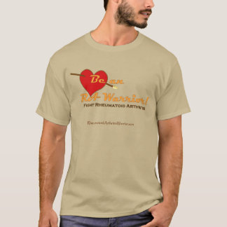 Big heart - Be an RA Warrior T-Shirt