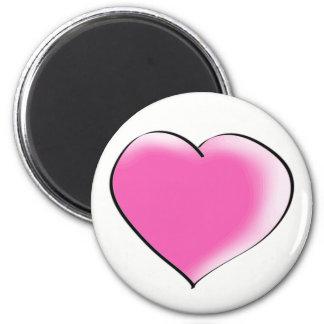 Big Heart of Love Magnet