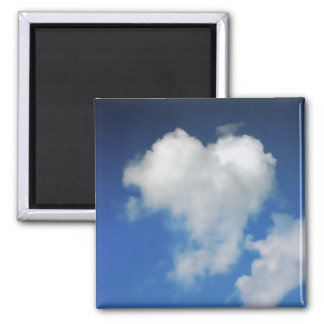 Big Heart on the Sky Magnet