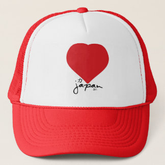 Big Heart Trucker Hat