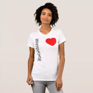 Big Heart Whitehorse T-Shirt