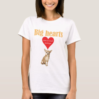 Big Hearts - Chihuahua T-Shirt