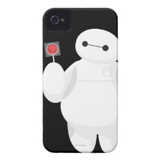 Big Hero 6 | Baymax with Lollipop Case-Mate iPhone 4 Case