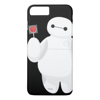Big Hero 6 | Baymax with Lollipop iPhone 8 Plus/7 Plus Case