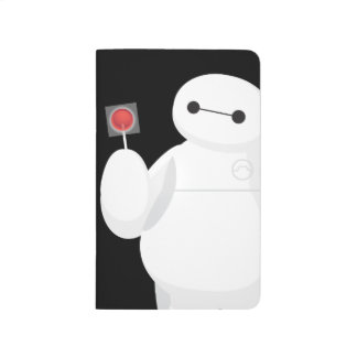 Big Hero 6 | Baymax with Lollipop Journal
