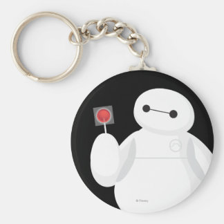 Big Hero 6 | Baymax with Lollipop Keychain
