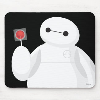 Big Hero 6 | Baymax with Lollipop Mouse Pad