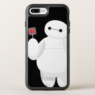 Big Hero 6 | Baymax with Lollipop OtterBox Symmetry iPhone 7 Plus Case