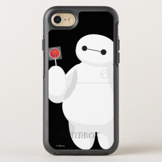 Big Hero 6 | Baymax with Lollipop OtterBox Symmetry iPhone 8/7 Case