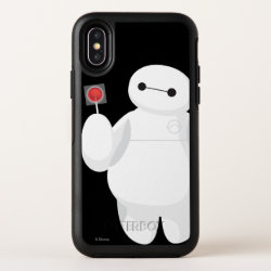 OtterBox Apple iPhone X Symmetry Case with Baymax Selfie design