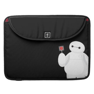 Big Hero 6 | Baymax with Lollipop Sleeve For MacBooks
