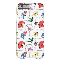 Case-Mate Barely There iPhone 6 Case with Big Hero 6 Stylized Pattern design