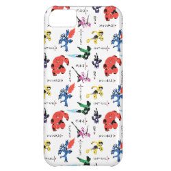 Case-Mate Barely There iPhone 5C Case with Big Hero 6 Stylized Pattern design