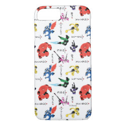 Case-Mate Barely There iPhone 7 Case with Big Hero 6 Stylized Pattern design
