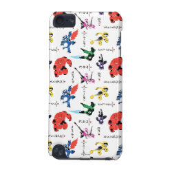 Case-Mate Barely There 5th Generation iPod Touch Case with Big Hero 6 Stylized Pattern design