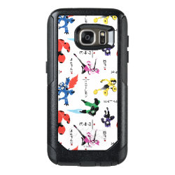 OtterBox Commuter Samsung Galaxy S7 Case with Big Hero 6 Stylized Pattern design