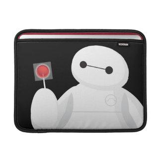 Big Hero 6 Lollipop Sign MacBook Air Sleeves