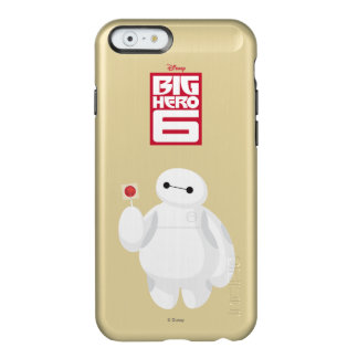 Big Hero 6 Lollipop Sign Incipio Feather® Shine iPhone 6 Case