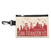 Big Hero 6 | San Fransokyo Accessory Bag