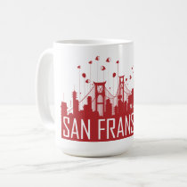 Big Hero 6 | San Fransokyo Coffee Mug