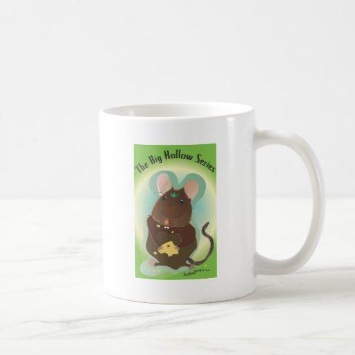 Big Hollow Series Mouse Mug
