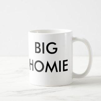 BIG HOMIE COFFEE MUG