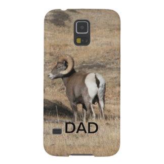 Big Horn Ram Dad Galaxy S5 Cover