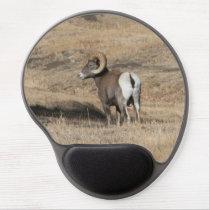 Big Horn Ram Gel Mouse Pad