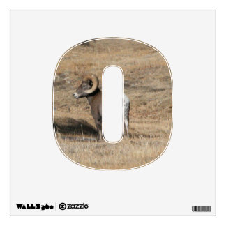 Big Horn Ram Wall Decal